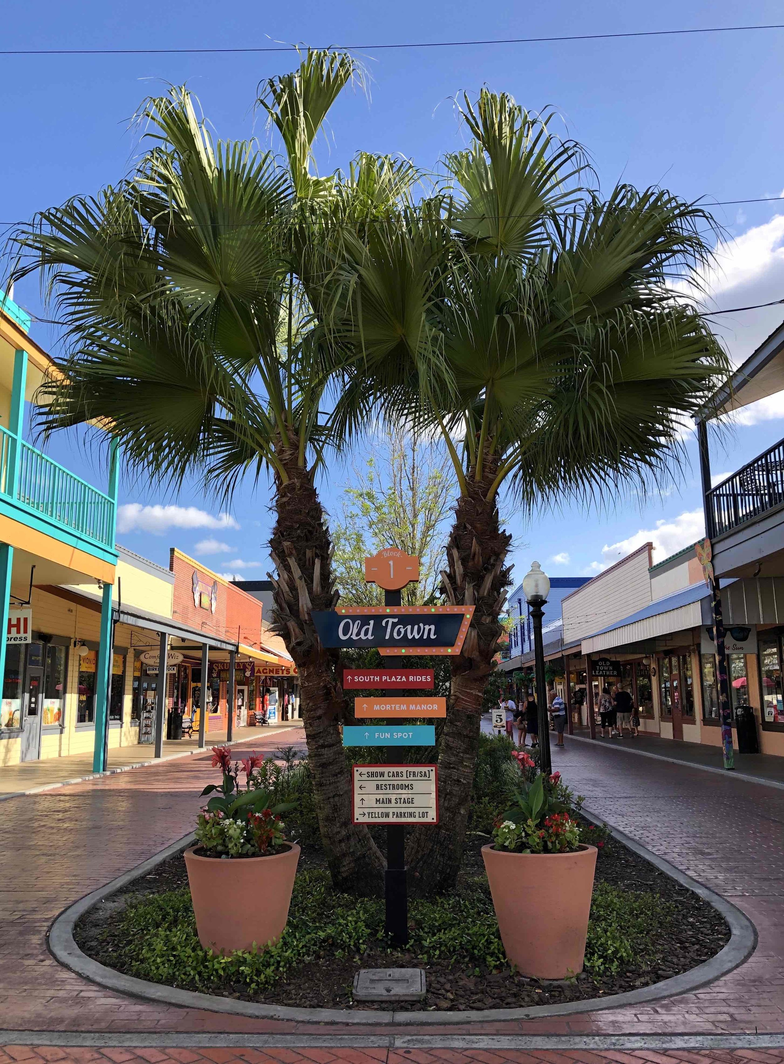 Old Town Kissimmee, Florida