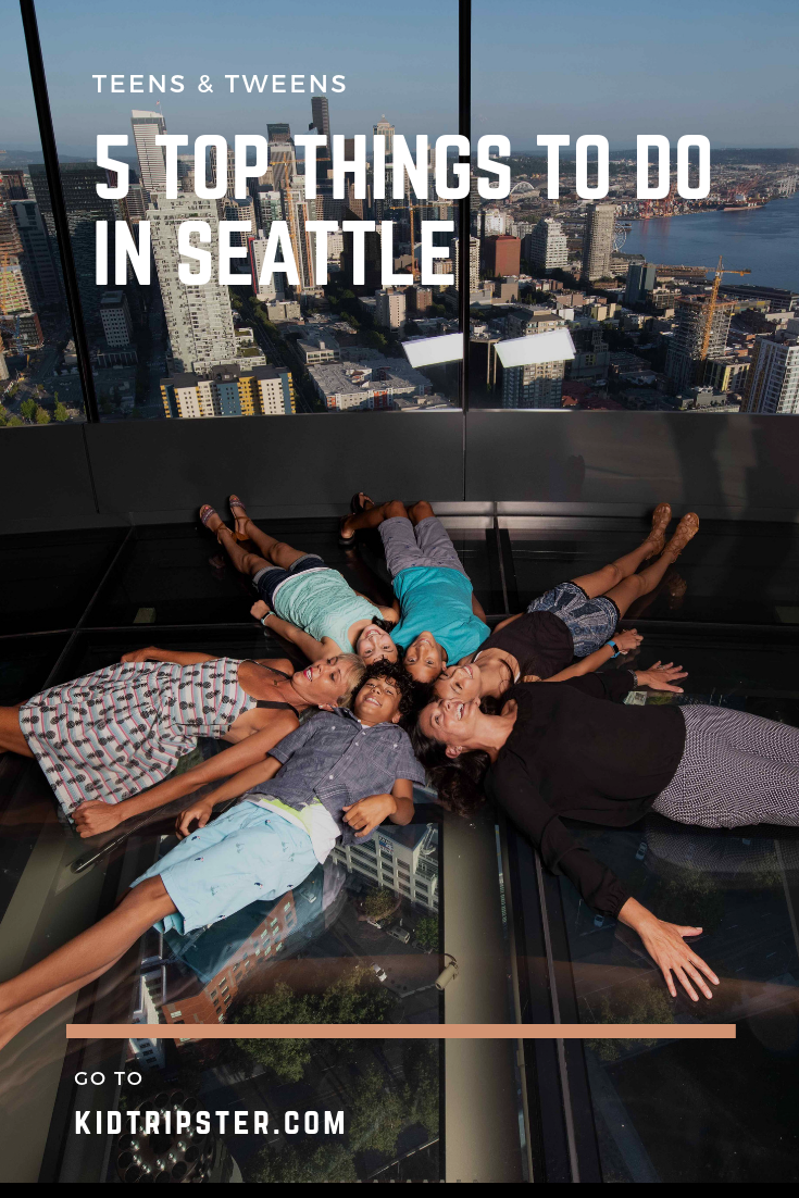 Seattle for Teens & Tweens