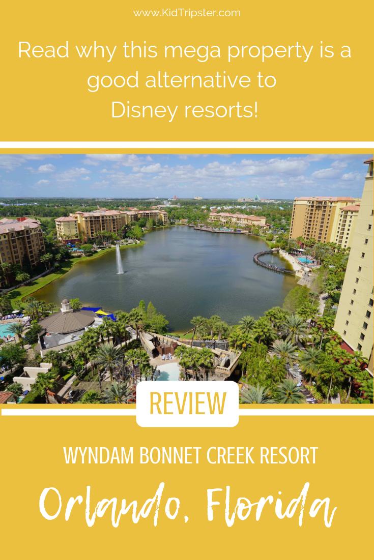 Wyndam Bonnet Creek Resort Orlando