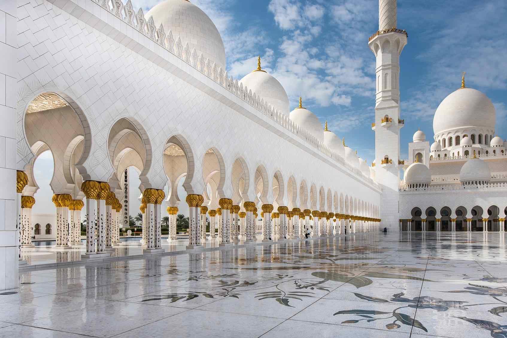 5/Sheik Zayed Grand Mosque
