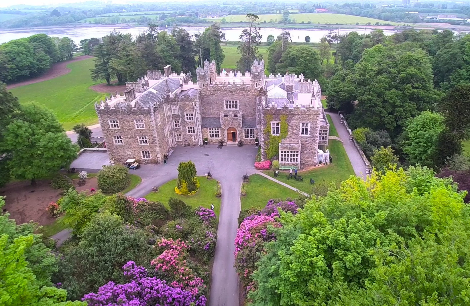 3/Waterford Castle Hotel & Golf Resort