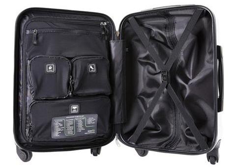Genius Pack Aerial Hardside Carry-on Spinner