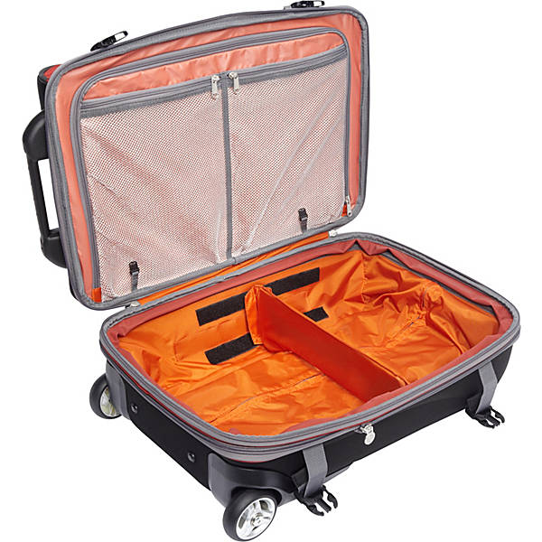 """eBags TLS Mother Lode 21"""" Wheeled Carry-on Duffel"""