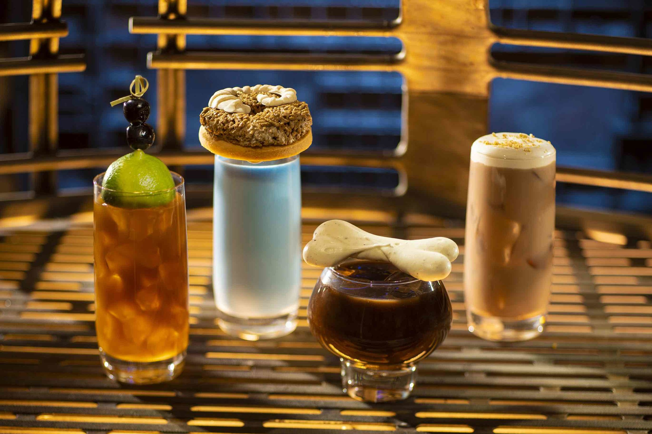 3/Imaginative food & drink