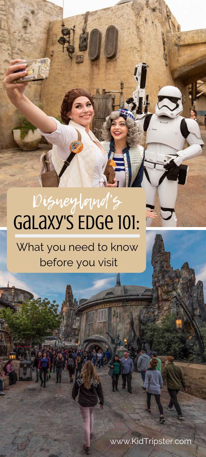 Disneyland Galaxy's Edge Star Wars