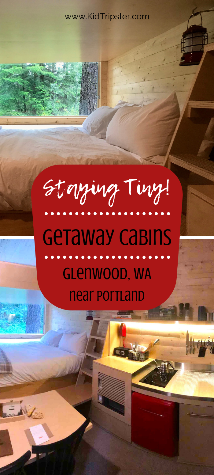 Tiny Stays for Families Getaway in Glenwood Washington