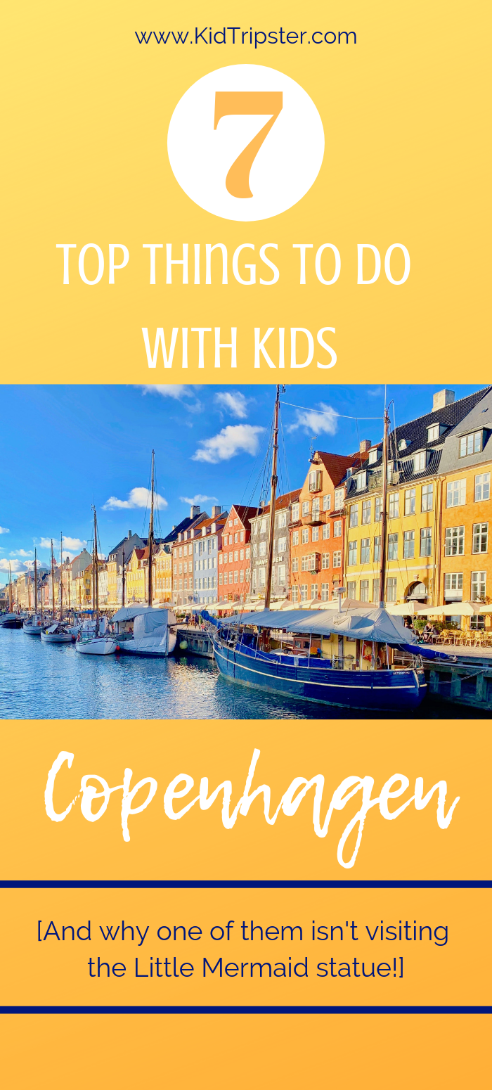 What to do in Copenhagen, Denmark with kids