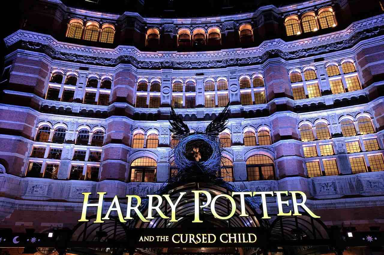 4. See Harry Potter and the Cursed Child at the Palace Theater