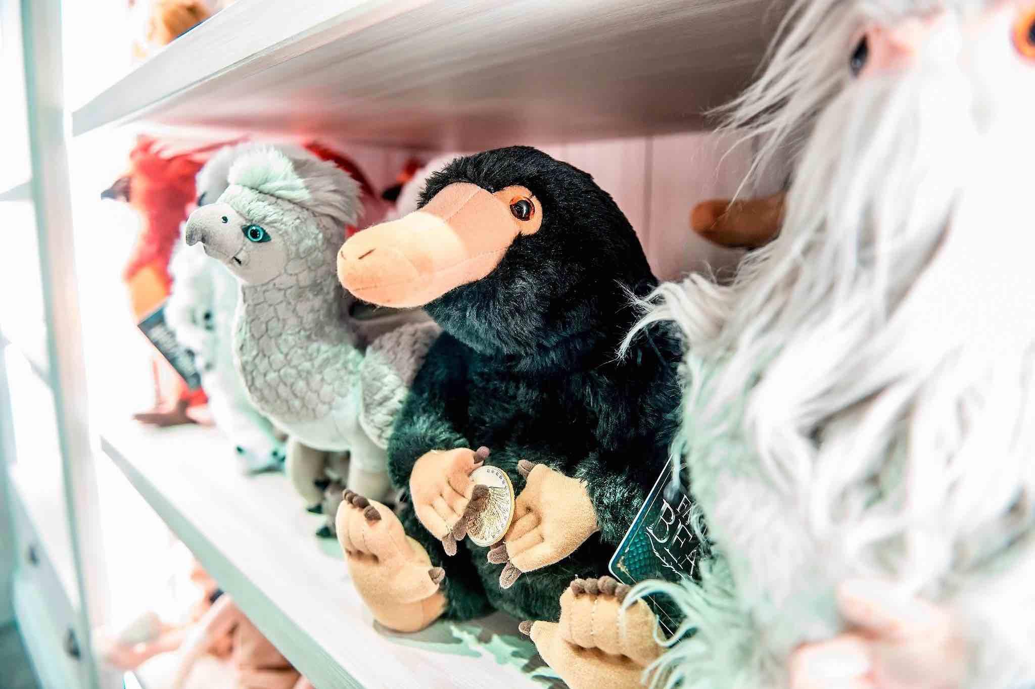 7/Buy Potter paraphernalia at Hamley's Toy Store