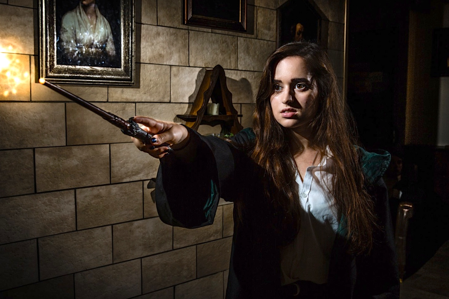 8/Wield your wizardly wisdom at a Potter-inspired escape room