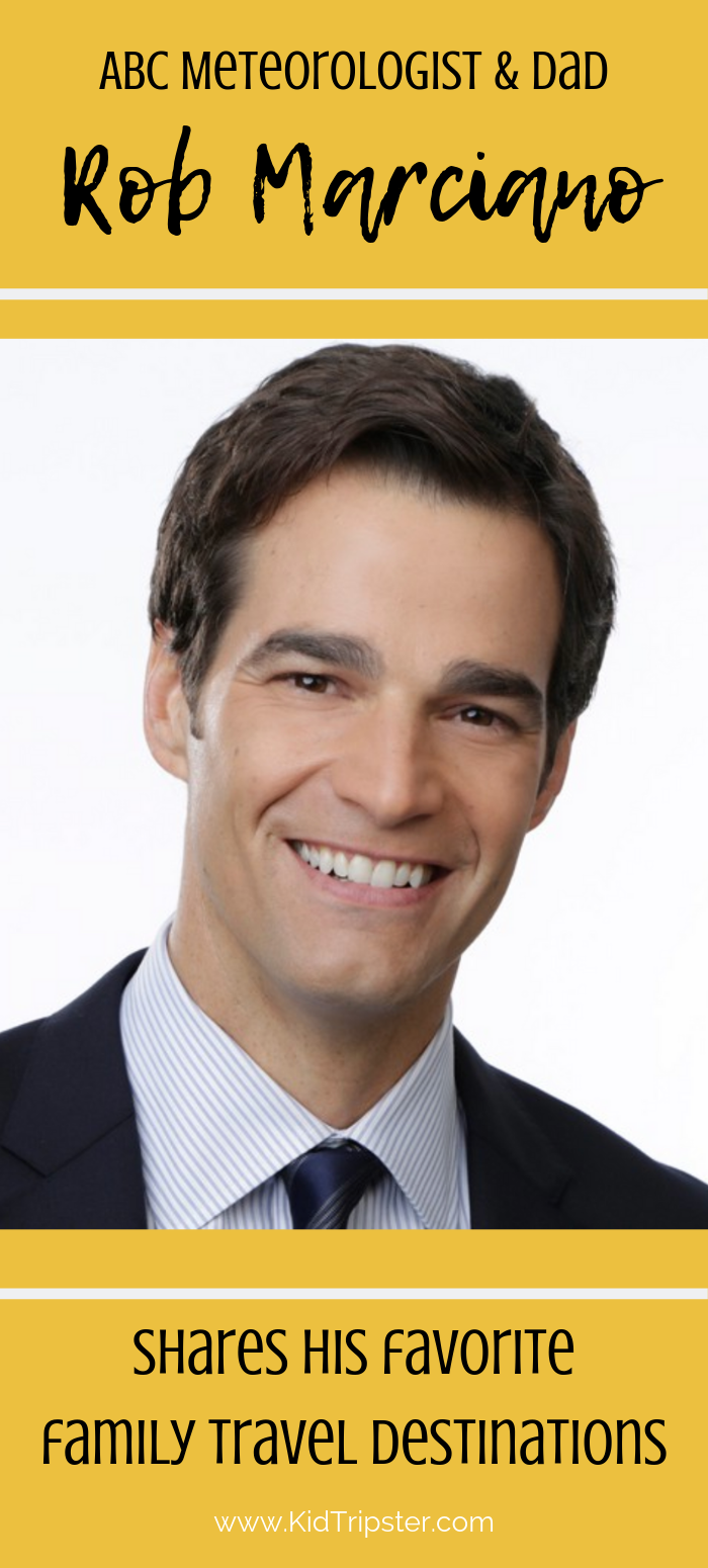 Rob Marciano ABC meteorologist