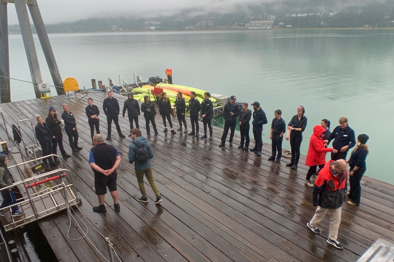 DAY 8: Disembarkation in Juneau