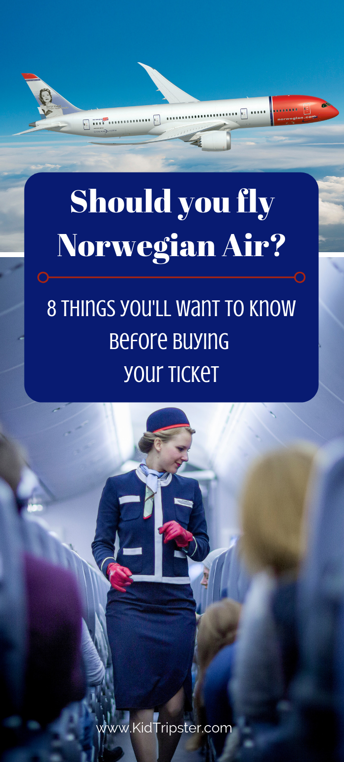 Should you fly Norwegian Air