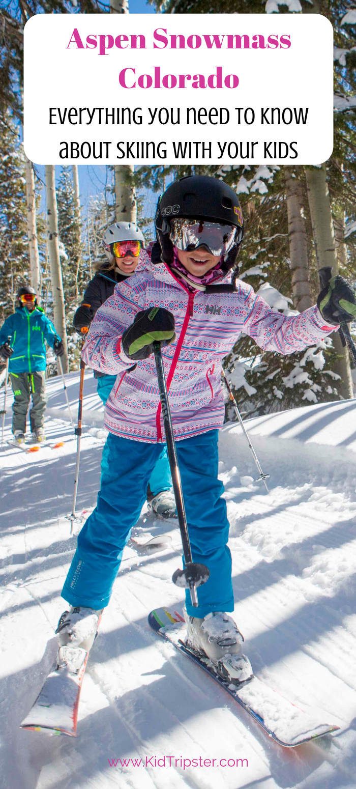 Aspen Snowmass Ski Resort Colorado