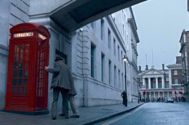 9/Great Scotland Yard