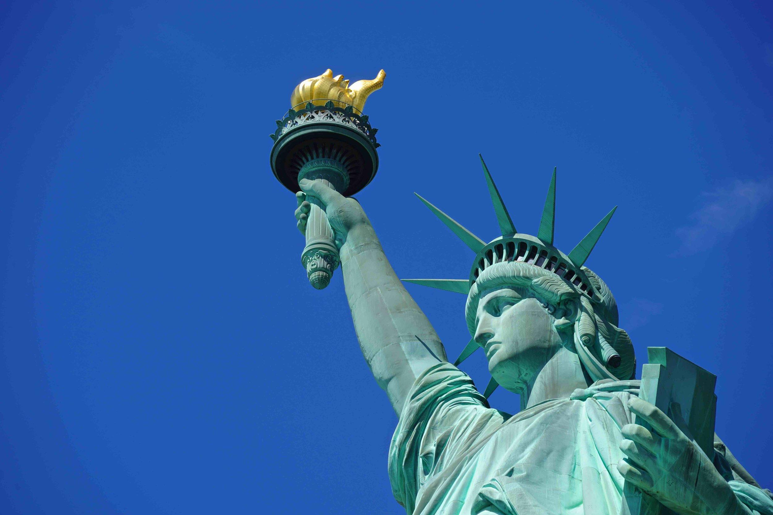 Statue of Liberty NYC CU.jpg