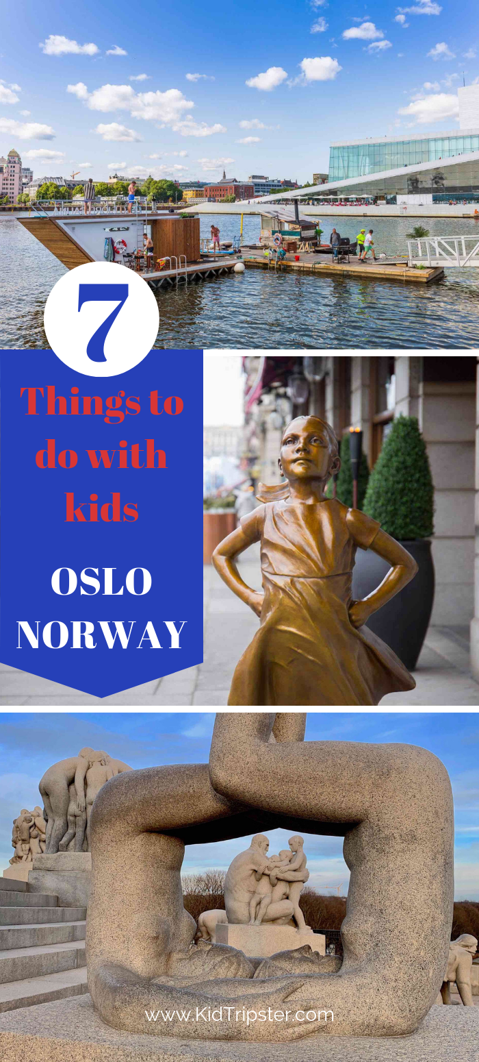 How to spend 2 days in Oslo, Norway with kids