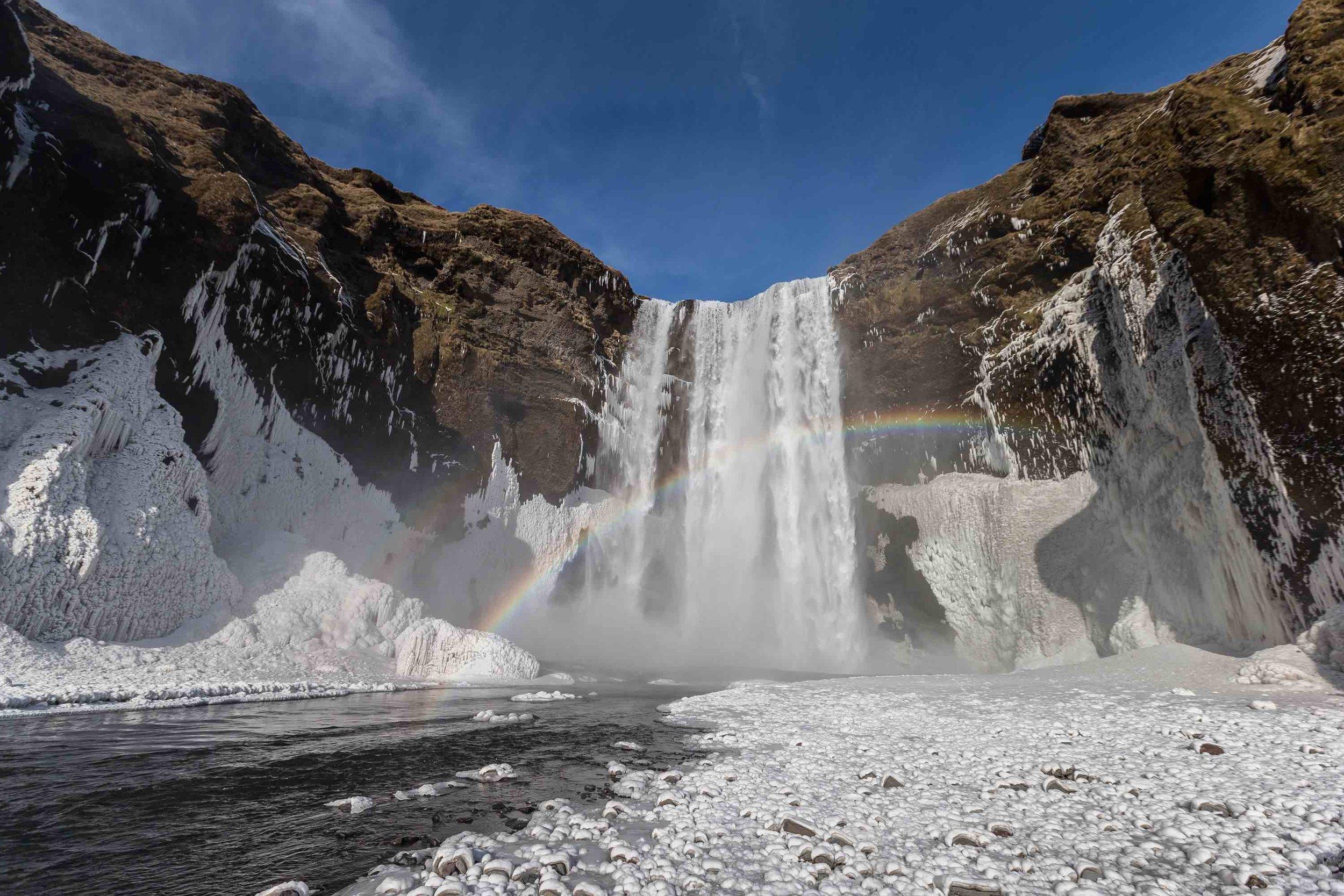 4/Spectacular waterfalls