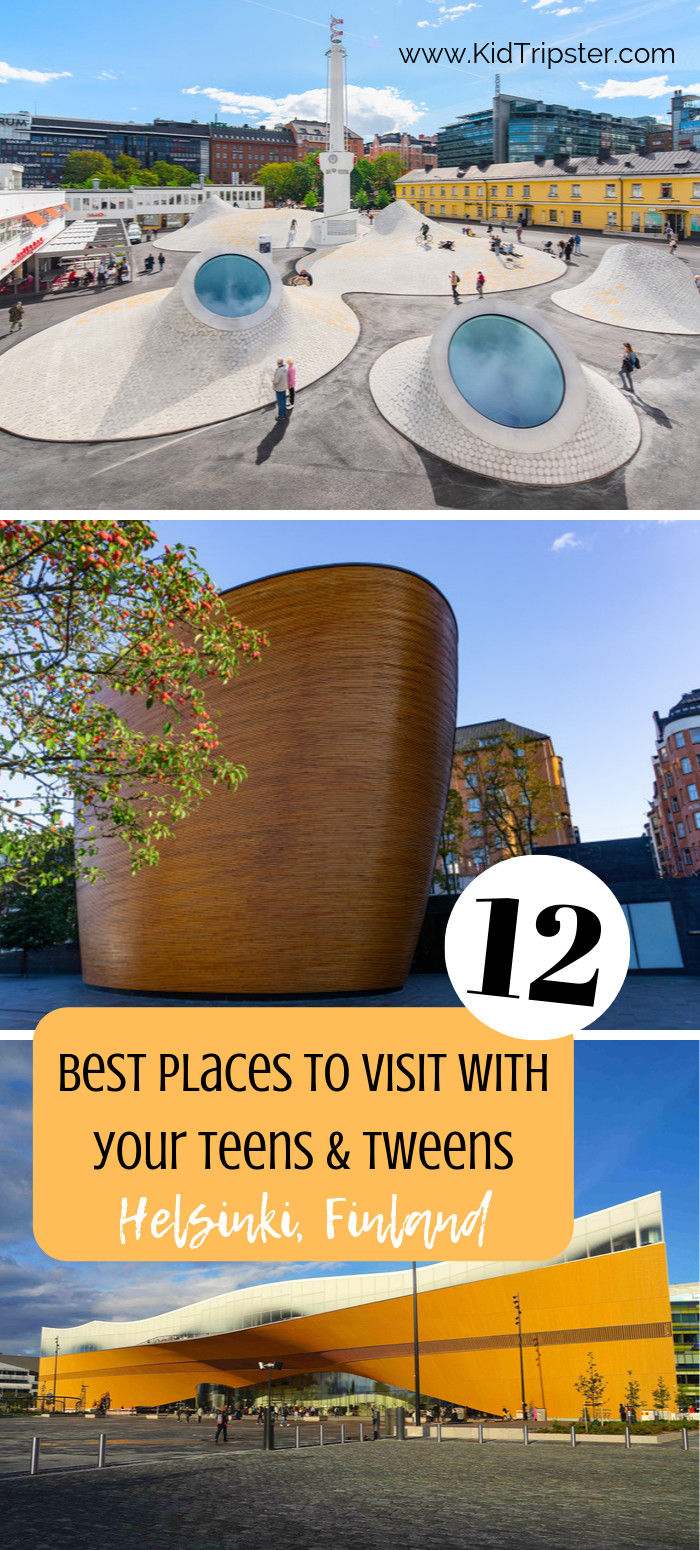 Top Places to Visit in Helsinki