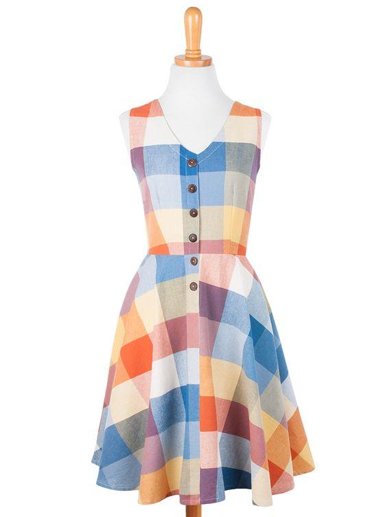 Mata Traders Mountain Meadow Dress