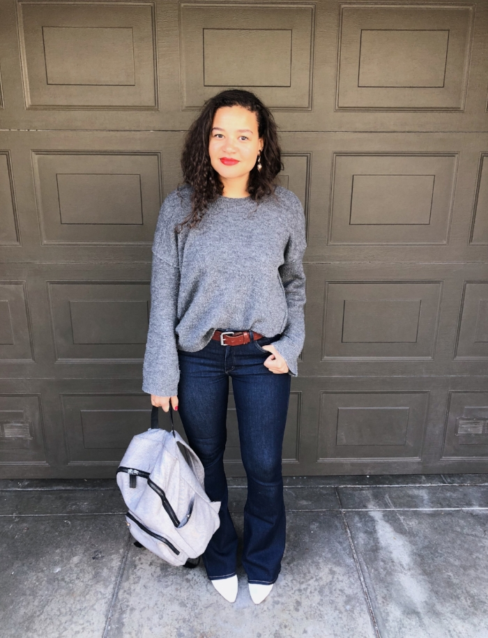 """Sweater: Madewell 