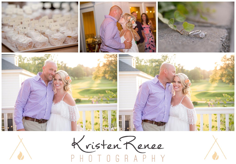 Colleen + Robert's Wedding Reception