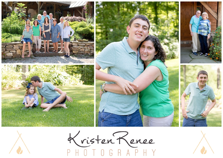 Elkins Family Portraits