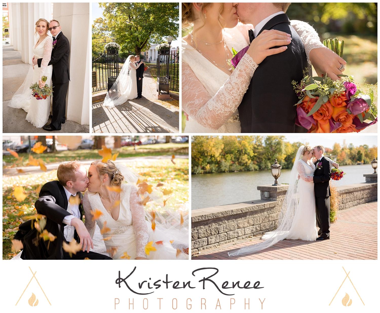 Tess + Steve's Wedding