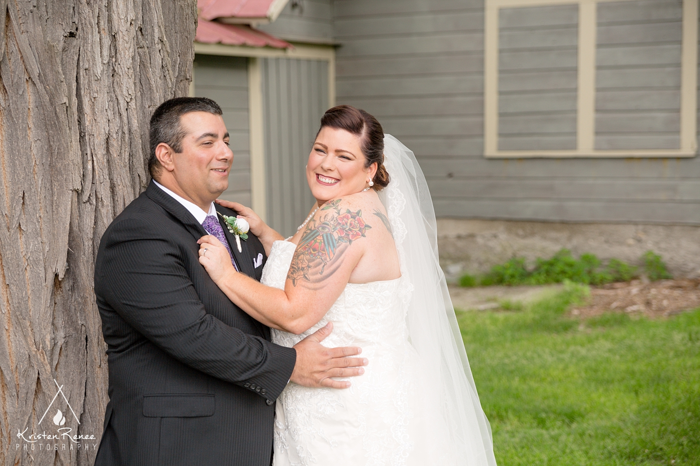 Pat's Barn Wedding -  Rensselaer - Amy and Eric - Kristen Renee Photography_0008.jpg