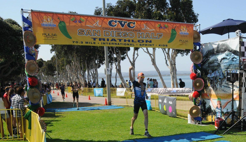 CVC Half Triathlon