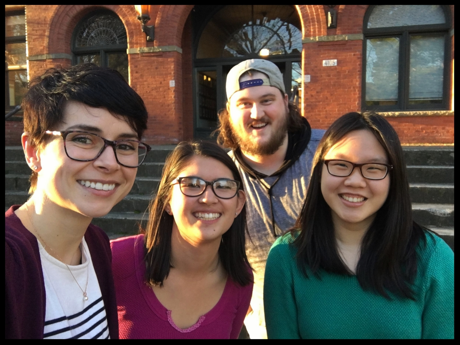 Fall 2017: Wrapping up our first quarter as a lab with cookies, professional development, and some Seattle sunshine