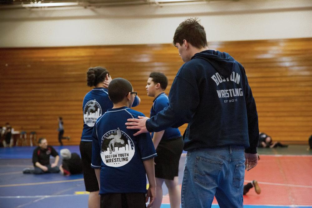 Home — Boston Youth Wrestling