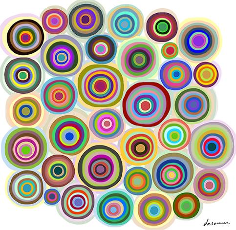 Fat Circles