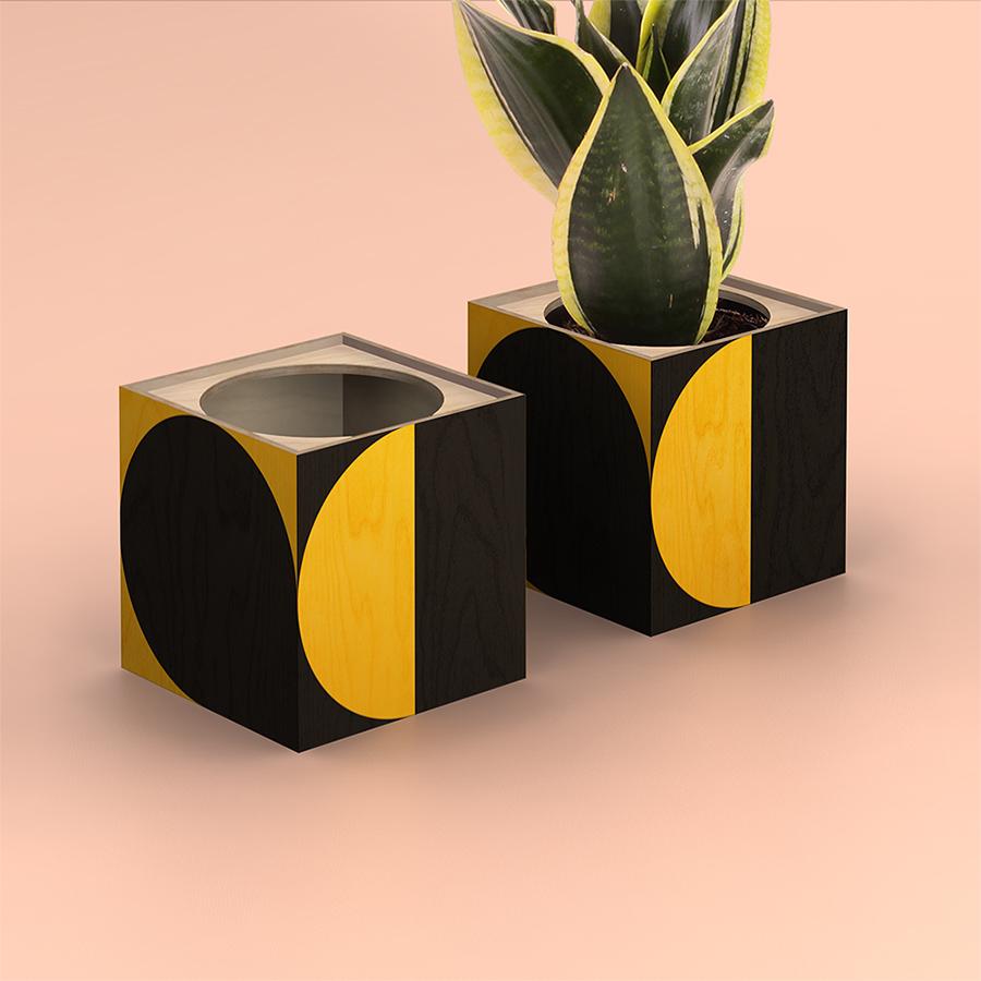 Africa - Floor Vase