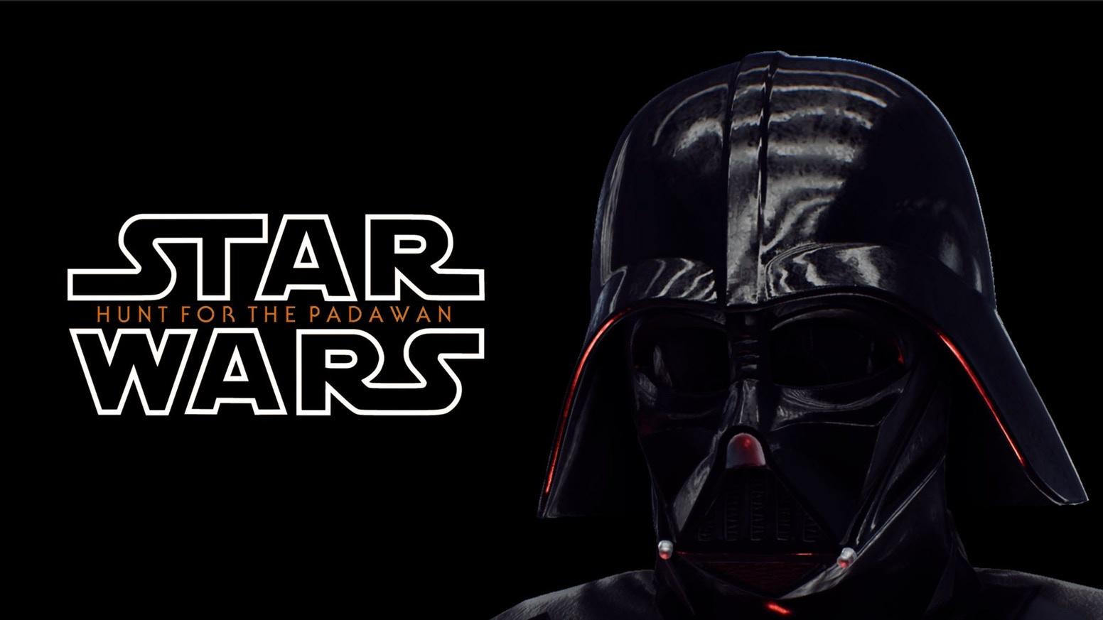 "Image taken from  ""Hunt for the Padawan: A Star Wars Story - Fan Film"""
