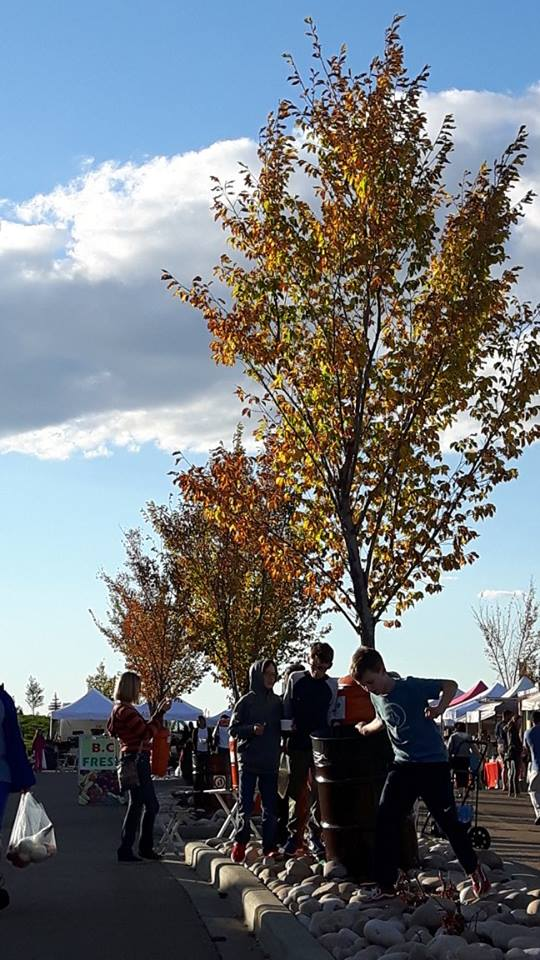 Last Market of the season, come out and enjoy the sun before winter sets in.