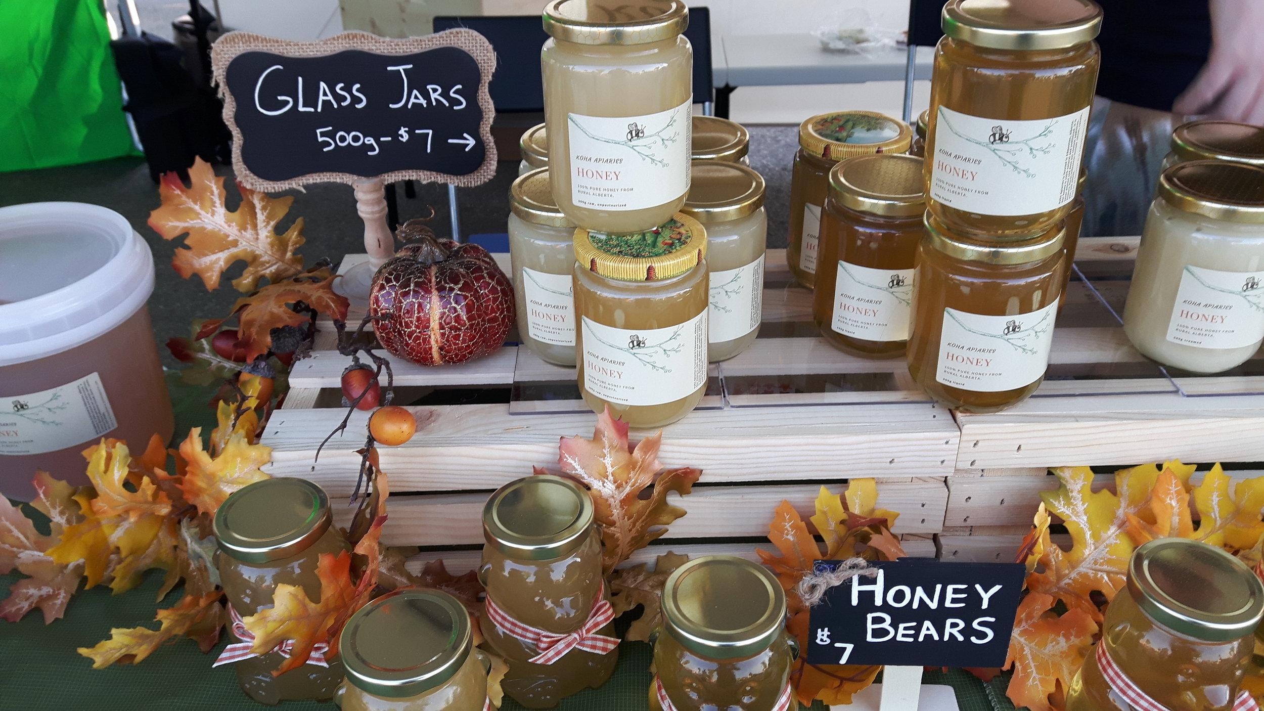 Honey from Koha Apiaries