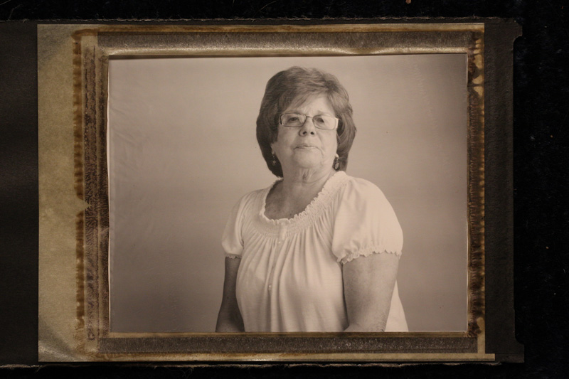 Faustina Jakela grew up in Donora. She 10 years old in 1948. Her most vivid memory of the inversion was being woken up by a phone call and hearing the news that her father had collapsed in front of the laundromat only a few blocks from home. He was walking to work at the zinc plant where he worked the 11 pm shift. © Annie O'Neill 2015