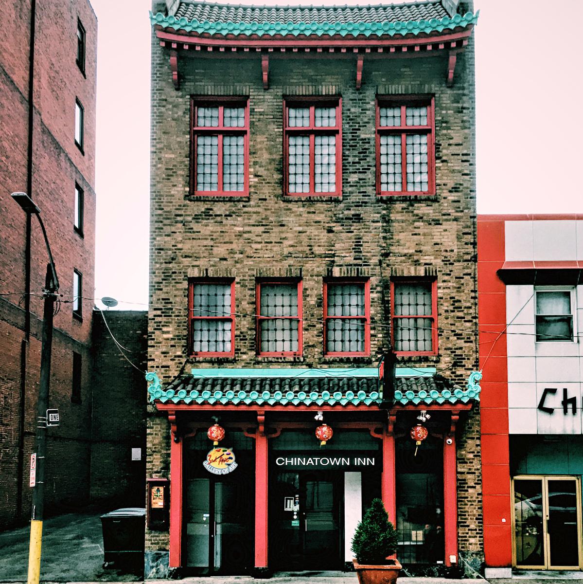 Chinatown Inn  © Brian Cohen/TDW 2017