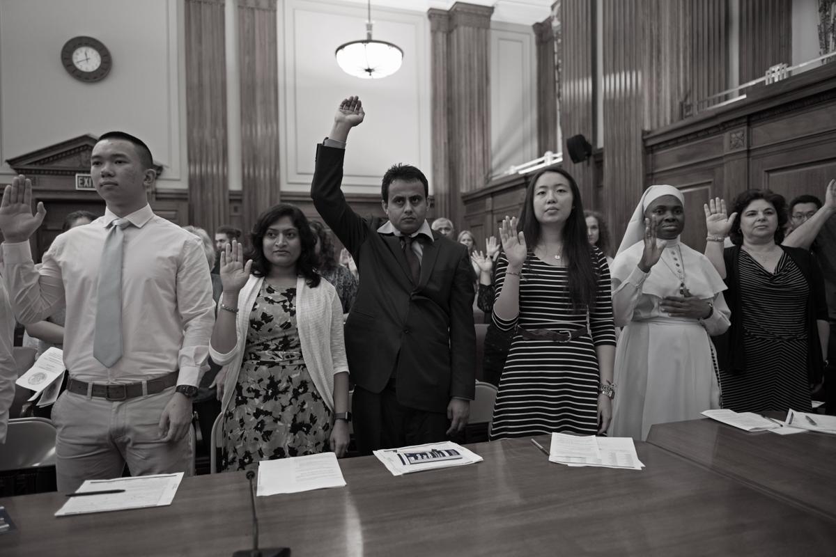 8/8/17 Federal Courthouse  © Lynn Johnson/TDW 2017