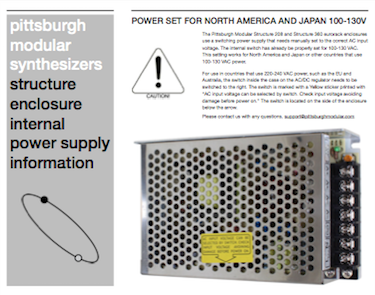 Power Set NA and Japan