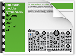 Click the image to download the Lifeforms SV-1 User Manual in .pdf format.