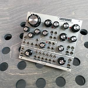 Double Helix Dual Oscillator