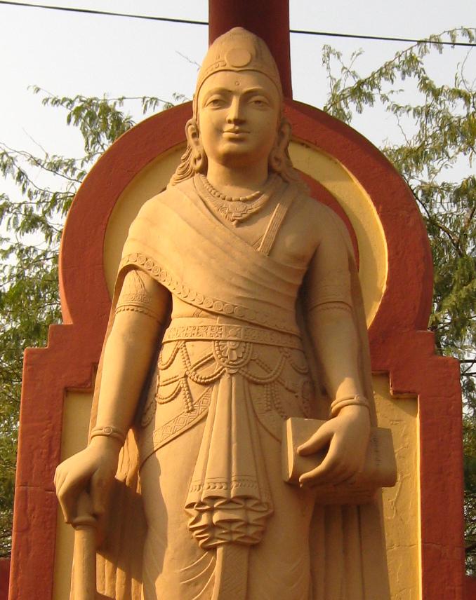 Statue of Chandragupta
