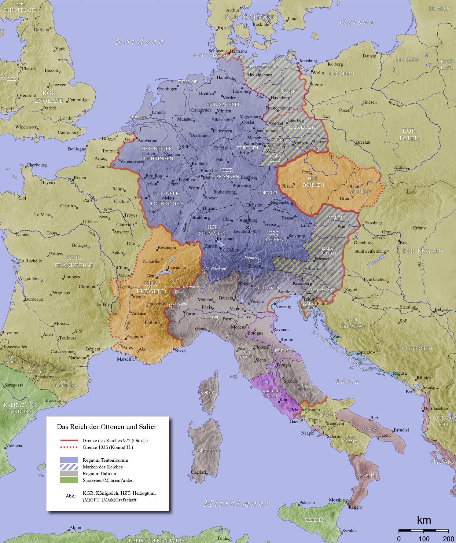 Ottonian Empire