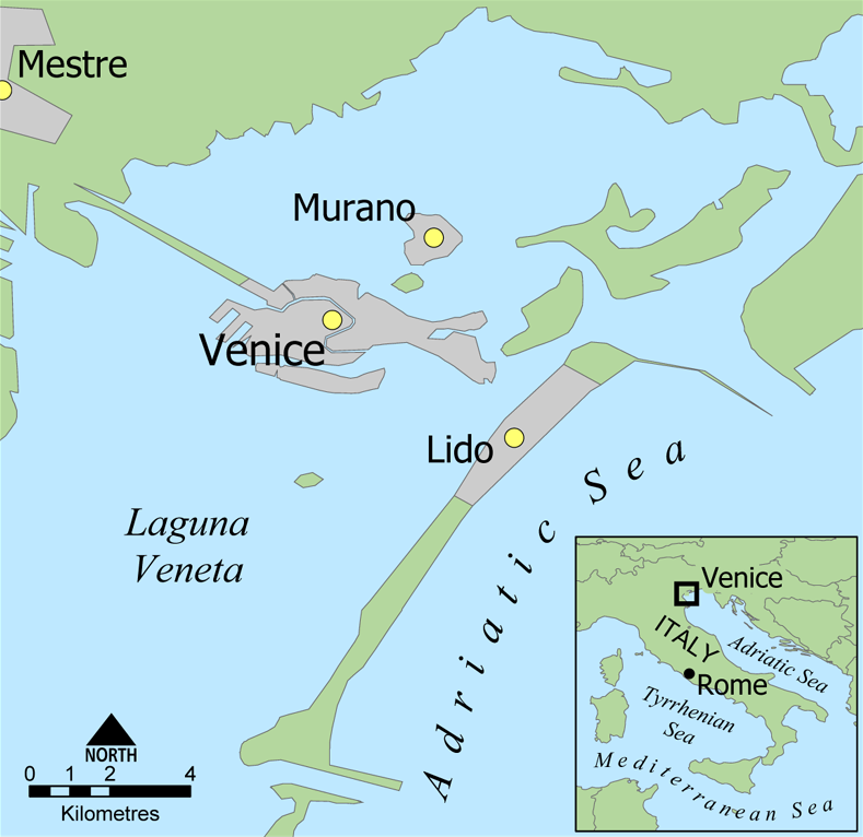 Venice and the Lagoon