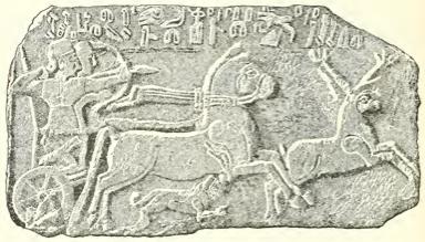 A Hittite Prince Hunting