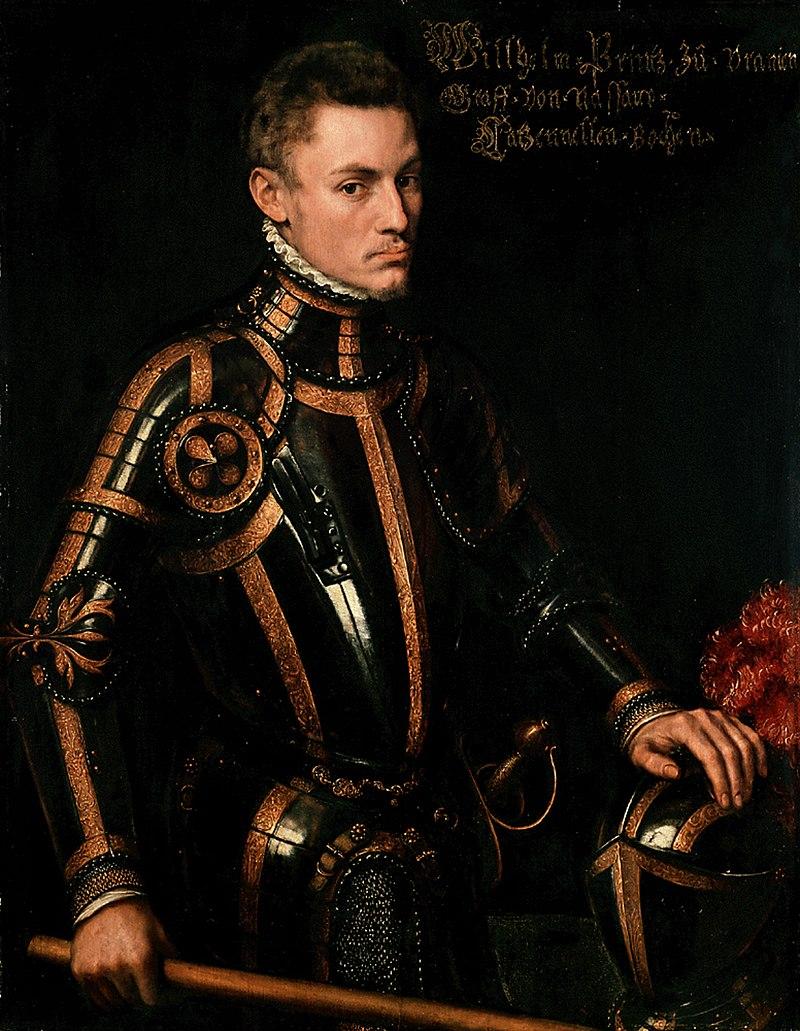 William the Silent in 1555