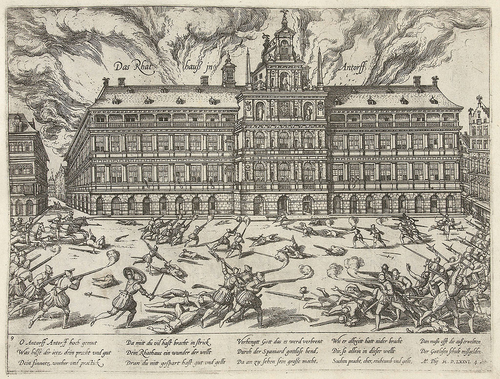 Sack of Antwerp