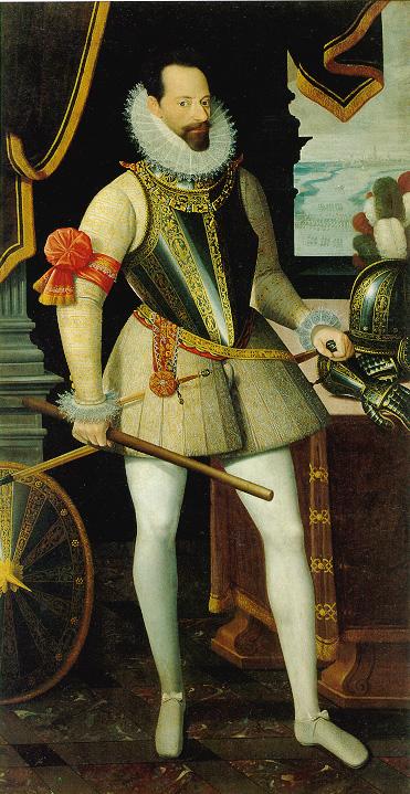 Alexander Farnese again